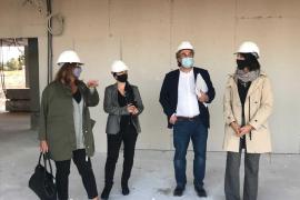 La nueva escuela de Sant Ferran abrirá el próximo curso escolar