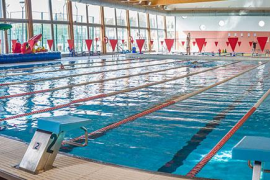 Vila mejora el polideportivo y la piscina de es Viver