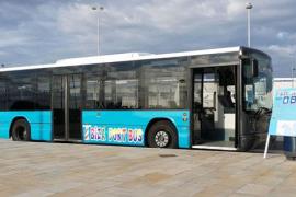 Cesa la actividad de la línea de autobús entre Vila y la Estación Marítima de Botafoc