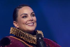 Mónica Carrillo, primera invitada de 'Mask Singer'