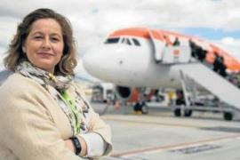 Marta Torres: «Las líneas de bajo coste y los turistas quieren venir a Ibiza en cuanto puedan»