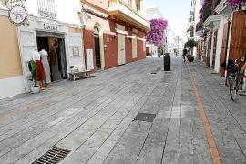 La Policía Nacional detiene a un hombre por robar en 11 establecimientos de Ibiza