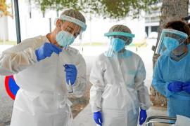 El Govern desaconseja los test de antígenos para controles en aeropuertos