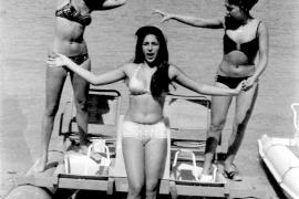 Isabel Pantoja en Mallorca