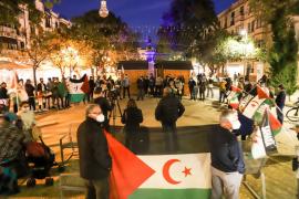 Apoyo al pueblo saharaui