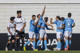Las mejores imágenes del Valencia Mestalla vs UD Ibiza. (Fotos: Valencia CF)