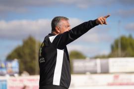 Ferrando: «Mis jugadores me dicen que no hubo penalti»