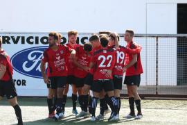 El Formentera endosa un 'set' al Alcúdia tras una gran segunda parte