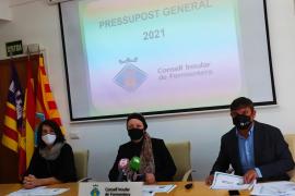 Formentera presenta el presupuesto «más social» de la historia del Consell