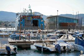Sant Josep reclama su derecho a decidir sobre los ferris en la bahía de Portmany