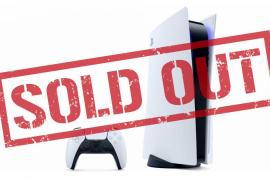 La PS5 está agotada desde el día de su lanzamiento: cómo puedes hacerte con la nueva consola