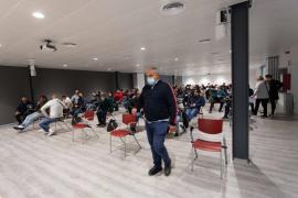 Alejandro Cardell renueva su mandato al frente de la asociación mayoritaria del taxi de Vila