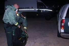 Recuperado el segundo cuerpo y la avioneta accidentada en el delta del Ebro que partió de Ibiza