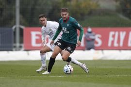 Armando rescata un punto para el Atlético Baleares