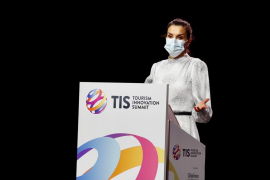 La reina inaugura Tourism Innovation Summit 2020 (TIS) en Sevilla