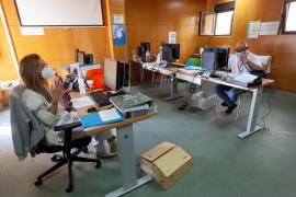 Las Pitiusas están en «fase de meseta» con una ocupación de camas covid del 27% en Can Misses