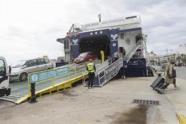 Formentera celebra que se apruebe una medida para reducir el impacto del transporte marítimo