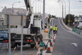 PSOE critica que el Consell de Ibiza dé por finalizadas las obras en la carretera de Santa Eulària