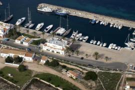 La APB aprueba las bases del concurso para explotar amarres de barcos menores en el puerto de Formentera