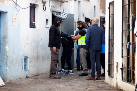 Siete de los ocho detenidos en sa Penya quedan en libertad con cargos