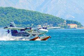 Isla Air: un proyecto con hidroaviones