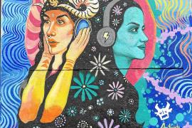 'La Bestia', nexo de unión entre Aida Miró y María Antonieta Canfield
