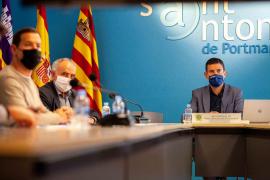 Sant Antoni aprueba sus presupuestos con el voto en contra de PSOE-Reinicia y la abstención de Podemos