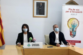 El Govern destina 470.000 euros a estimular el empleo en Formentera