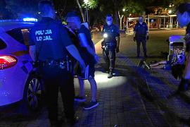 La tasa de criminalidad se desploma en Ibiza y las infracciones penales se reducen un 40 %