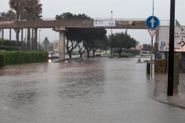 Emergencias convoca al Grupo de Apoyo Técnico ante la previsión de lluvias y tormentas en las Pitiusas