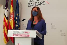 Baleares aplicará desde este sábado un sistema de cinco niveles de alerta que determinará las restricciones