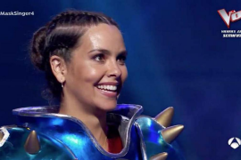 La pista de Cristina Pedroche sobre su participación en 'Mask Singer'