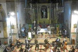 Música de la Simfònica de Balears para los 50 años del Institut d'Estudis Eivissencs