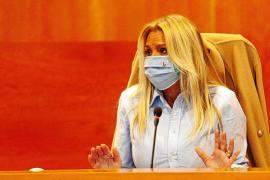 Marta Díaz denuncia el trato discriminatorio de IB3 a las Pitiusas