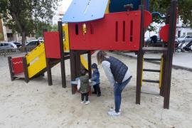 La alegría y la vida vuelven a los parques de Ibiza
