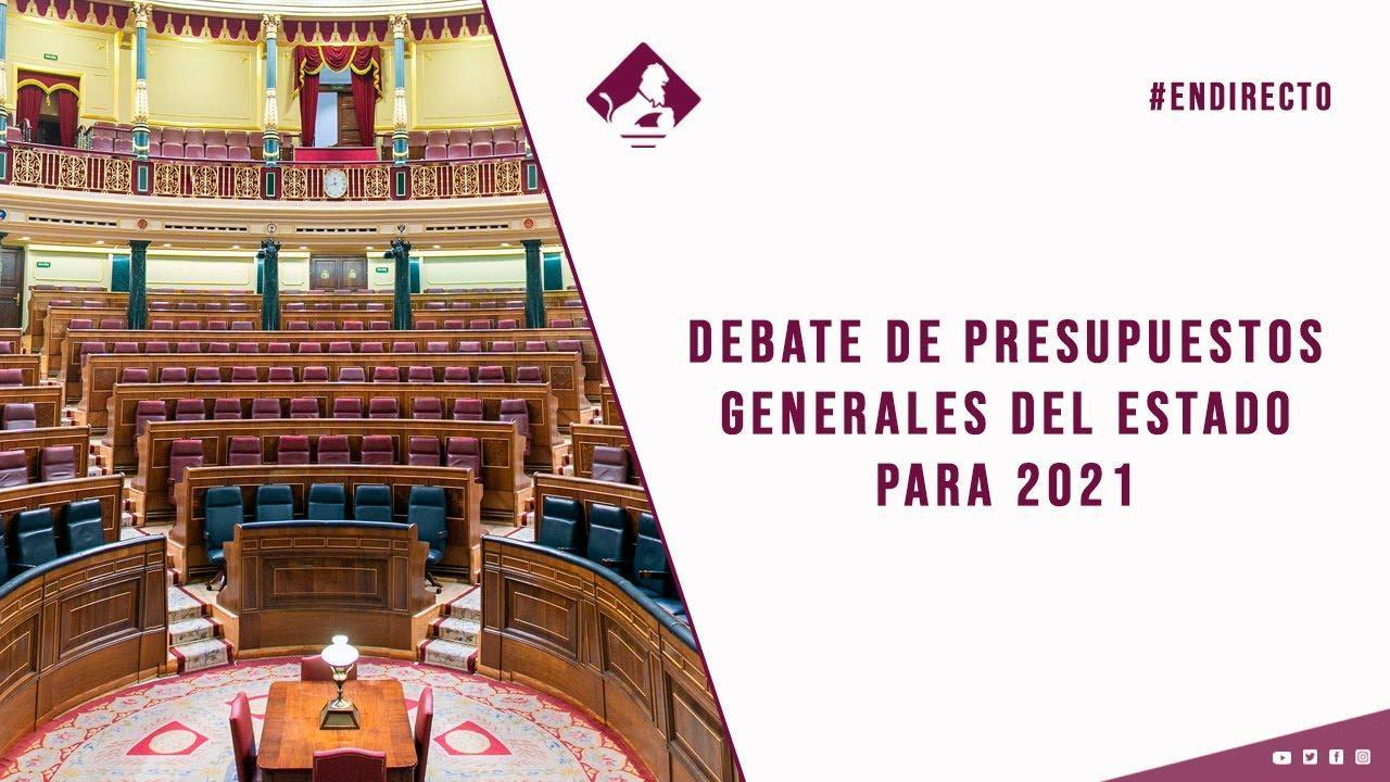 DIRECTO | Fase decisiva de los presupuestos en el Pleno del Congreso
