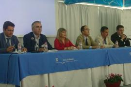 Las actuales obras del puerto de Eivissa se concluirán en noviembre