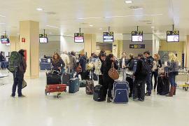 «Gran preocupación» por el posible incremento de tasas aeroportuarias al 16%
