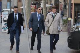 Penalva y Subirán declararon en febrero en el TSJB .