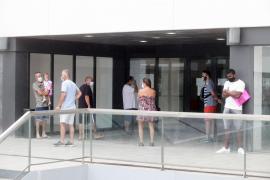 El paro sube un 37,3 % en Baleares y alcanza los 85.330 parados en noviembre