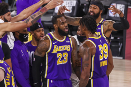 Denver Nuggets at Los Angeles Lakers