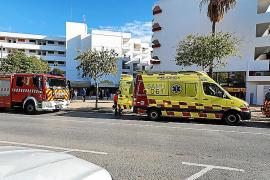 Sobresalto por una nueva alarma de incendio en una vivienda de Ibiza