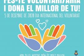 Ibiza acogerá el viernes la entrega de los Premios del Voluntariado del Govern