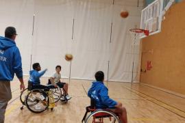Sant Josep colabora con la Semana del Deporte Adaptado que organiza el CRIC Ses Salines