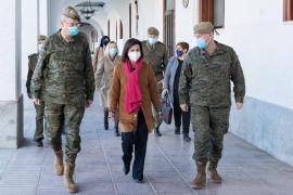 Defensa denuncia a la Fiscalía el contenido del chat de los exmilitares