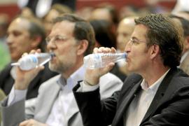Rajoy pone a Galicia como ejemplo: «No ha tenido que pedir crédito al Estado»