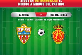 DIRECTO | Almería-Real Mallorca