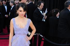 Mila Kunis, coronada como «la mujer más sexy»