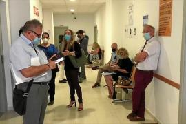 El sindicato CSIF asegura que no hay suficientes salas de vistas en los juzgados de Ibiza