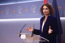 El Congreso aprueba por amplia mayoría los presupuestos del Gobierno de Sánchez e Iglesias